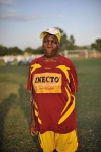 Norah, 84 ans - Photo : Yoan Valat