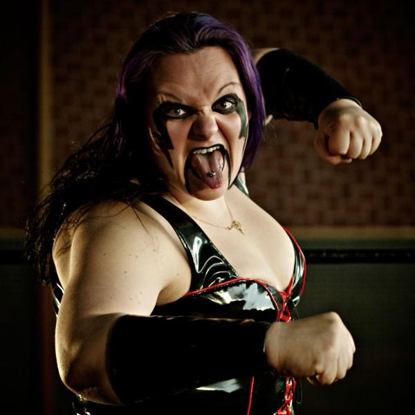 Delphine, aka Bulla Punk