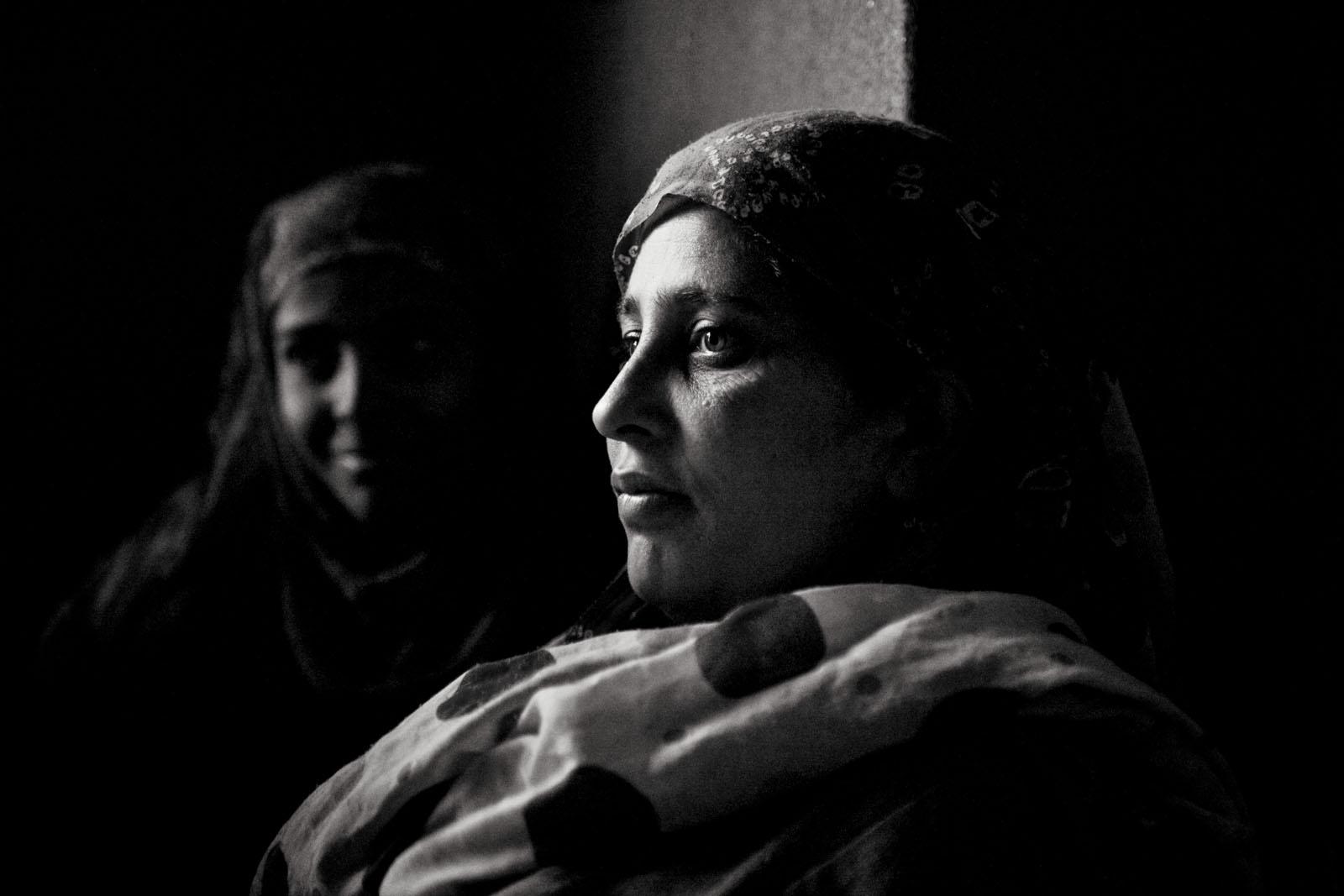 Women in Khudhalem, north Kashmir