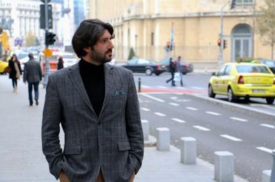 Stefan Moisanu, candidat au départ. © Fanny Bouteiller