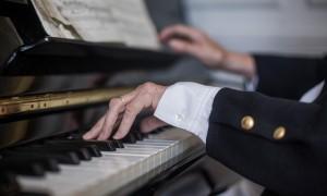 Thérèse Marigny, 89 ans, ancienne pianiste concertiste. ©Juliette Robert/Youpress