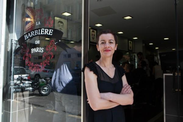 Sarah Daniel Hamizi © Eugénie Baccot/Divergence