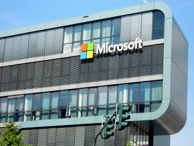Bureaux de Microsoft en Allemagne.
