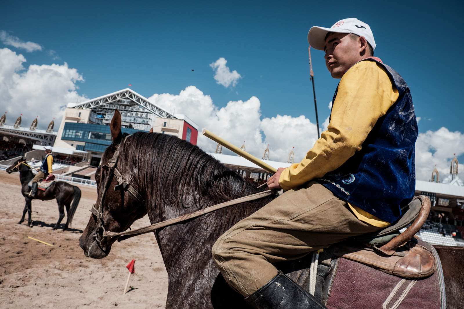 2016 - World Nomad Games 2016 au Kirghizistan