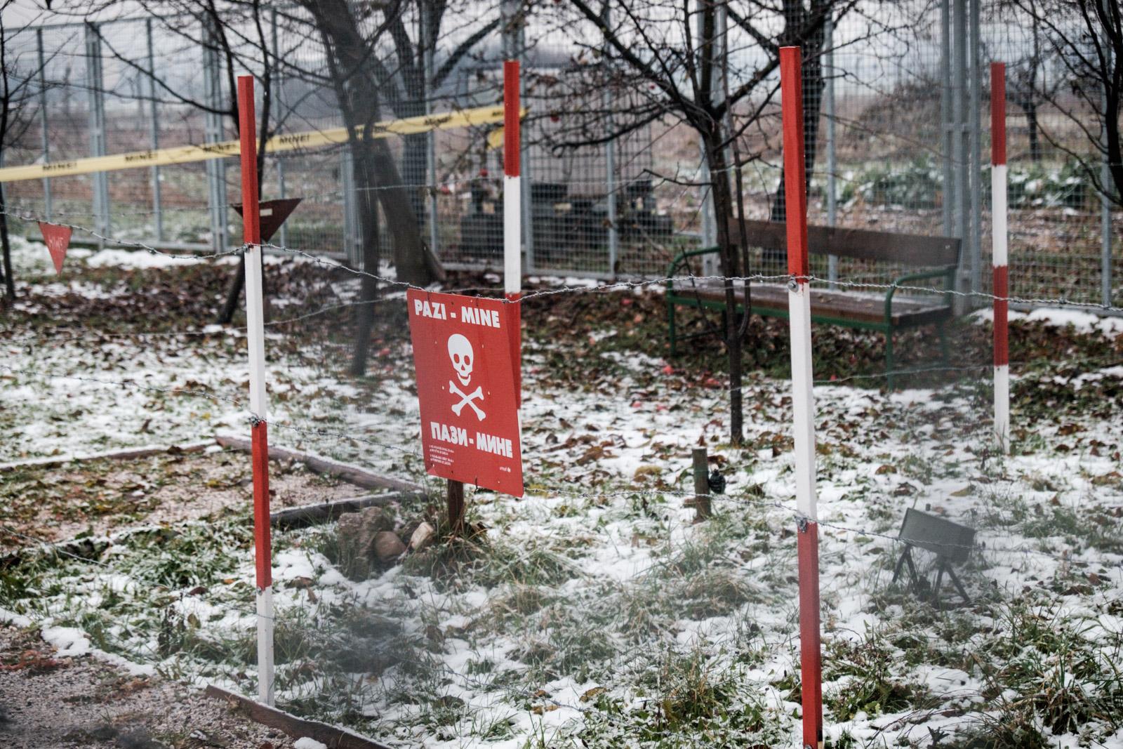 Tourisme de guerre a Sarajevo