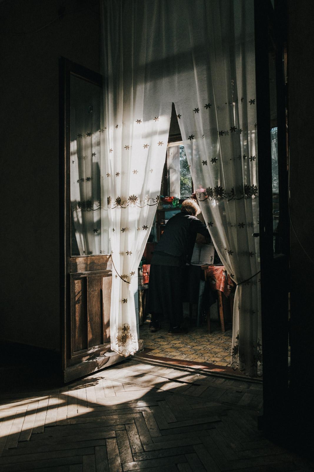 2018 - Georgie : les derniers deplaces de Tskhaltubo